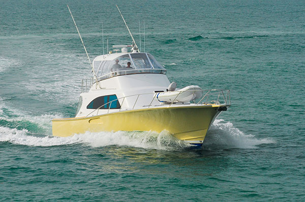Jude Luxury Boat Charter Perth - Abrolhos Islands